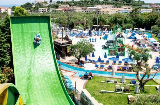 SPLASHWORLD Aqua Bay hotel in Tsilivi op Zakynthos